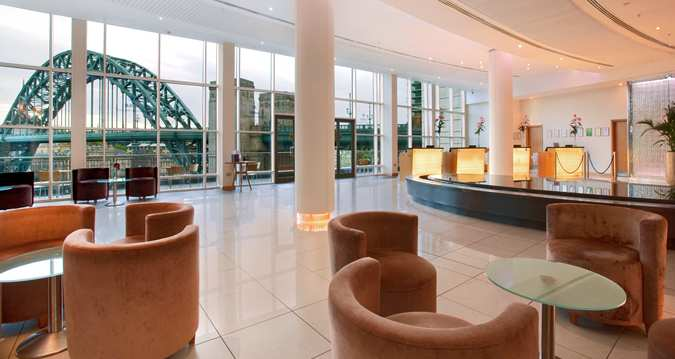 Hilton Newcastle Gateshead Hotel Wedding Venues North East