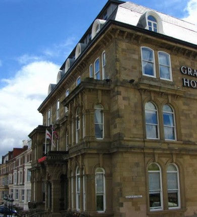 Grand Hotel Tynemouth Wedding Venue