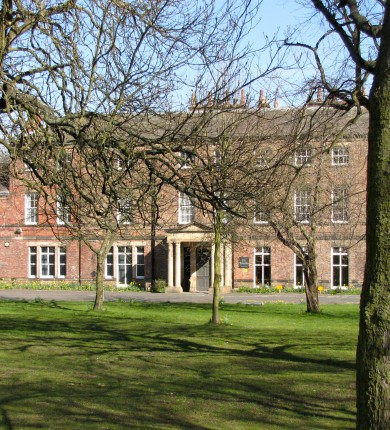 Wallsend Hall Wedding Venue