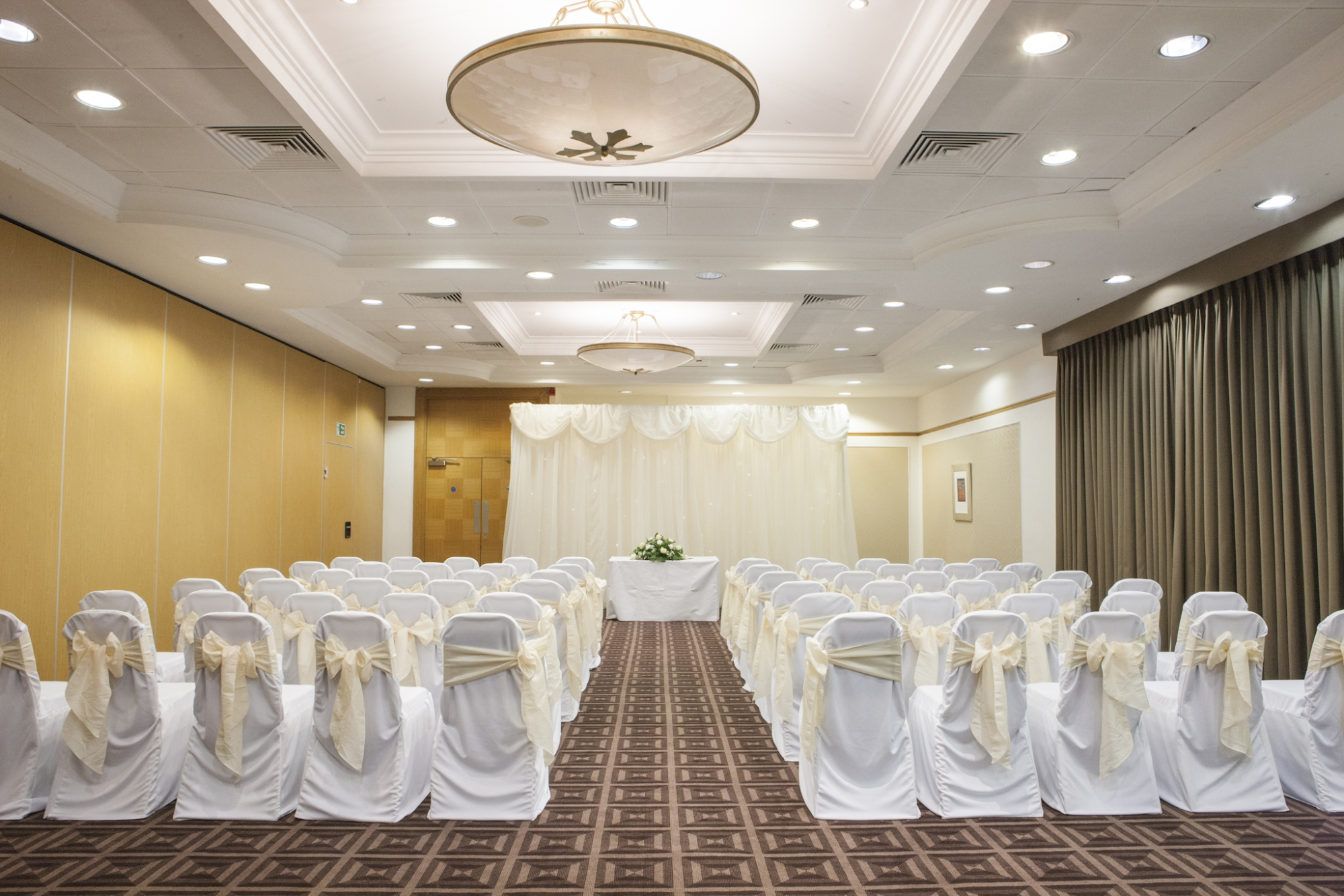 Wedding Reception Venues North East : Holiday inn newcastle gosforth park wedding venues north