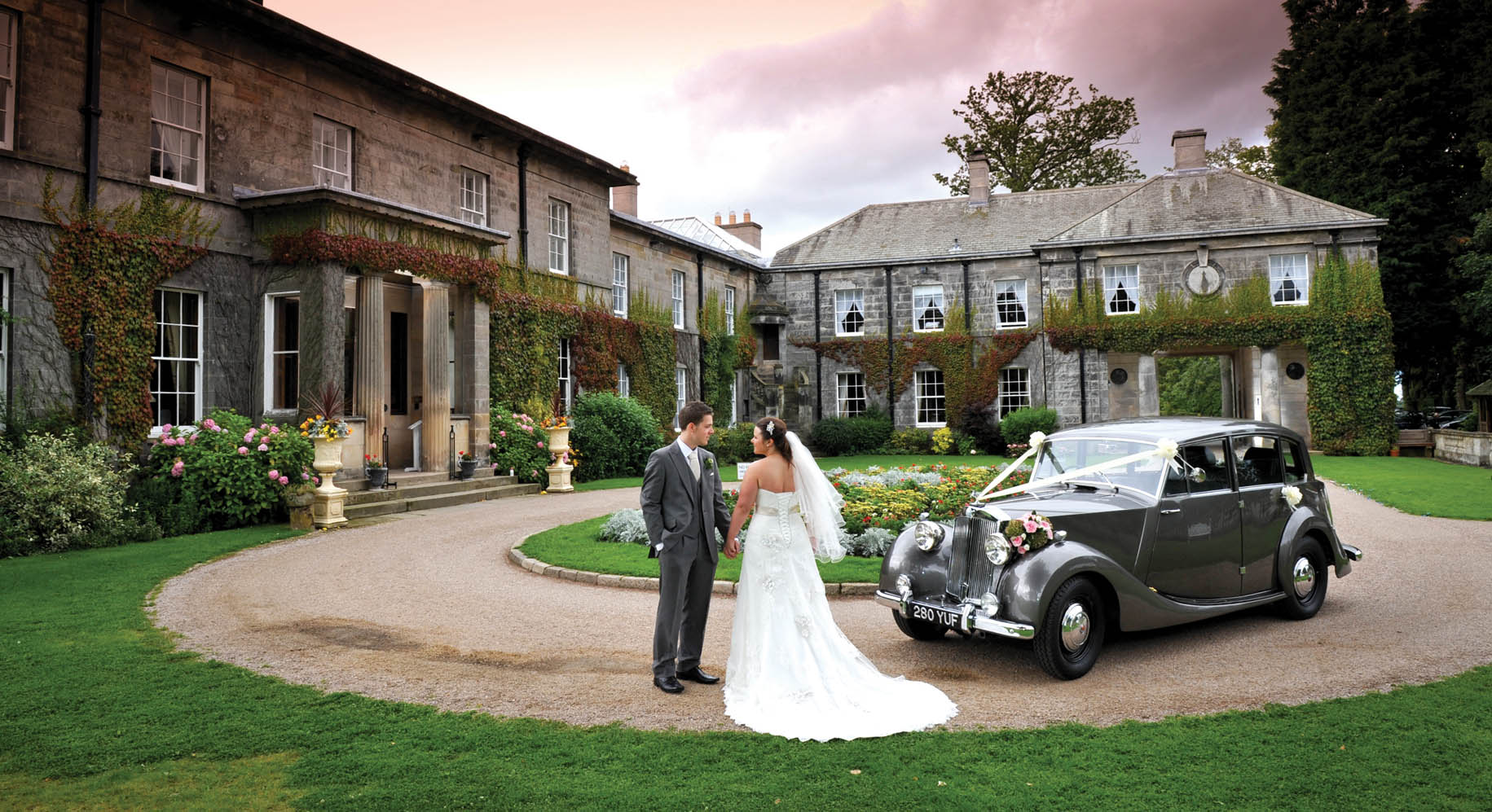 Wedding Reception Venues North East : Doxford hall wedding venues north east