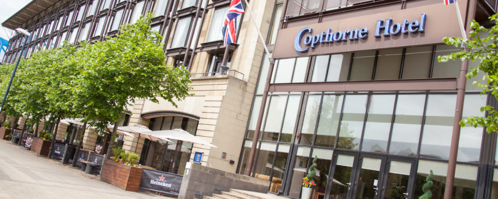Copthorne Newcastle Quayside -Front
